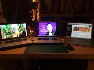 3 computers